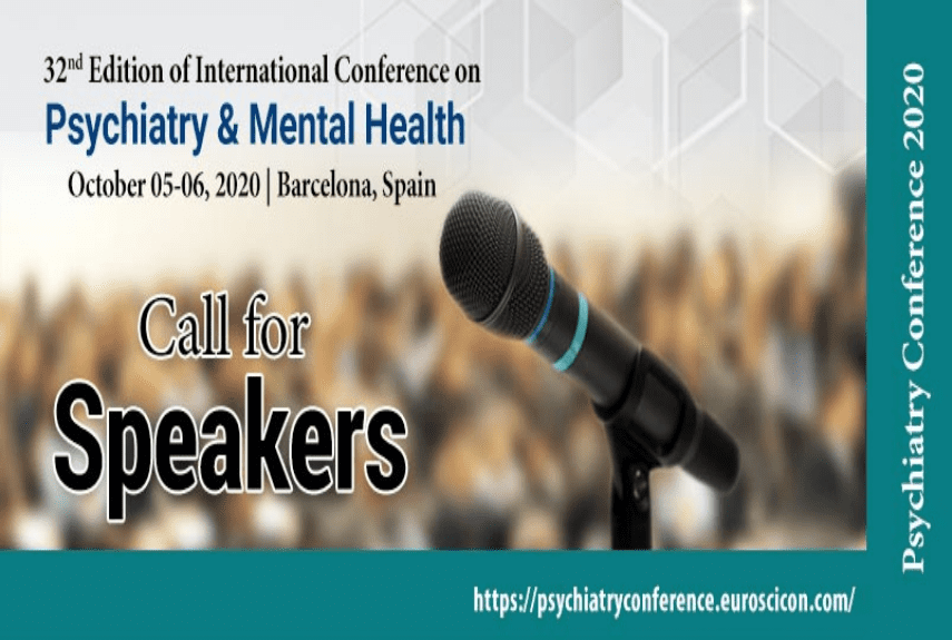 32nd Edition of International Conference on Psychiatry & Mental
