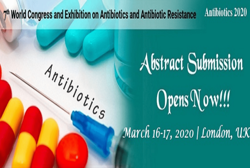 7th World Congress and Exhibition on  Antibiotics and Antibiotic Resistance