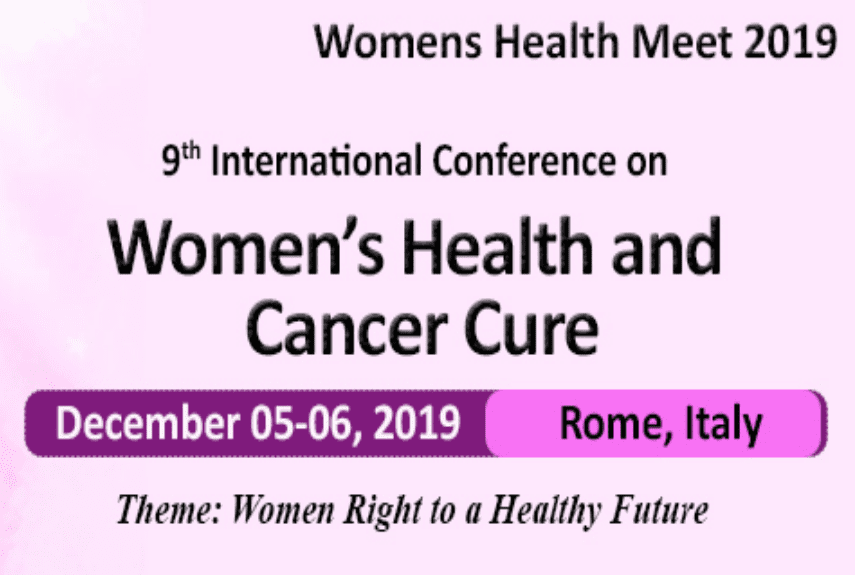 9th International Conference on Women's Health and Cancer Cure