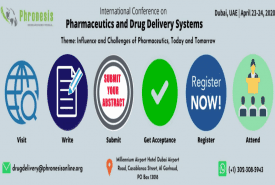 International Conference on Pharmaceutics and Drug Delivery Systems