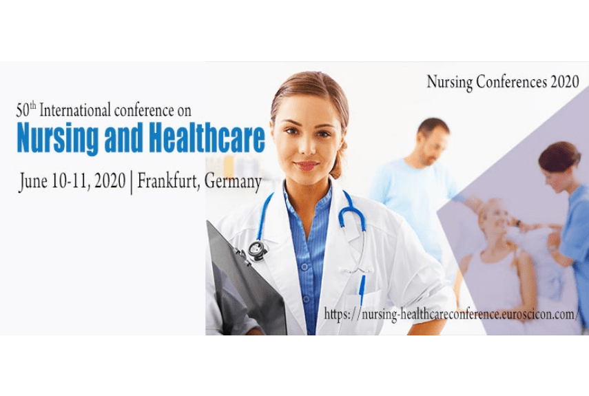 50th International conference on Nursing and Healthcare
