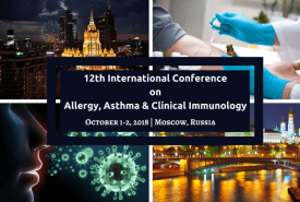 12th International Conference on Allergy, Asthma and Clinical Immunology