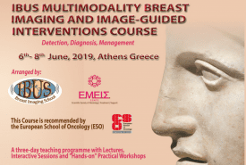 IBUS, Course 2019 - Multimodality Breast Imaging and Image - Guided Interventions