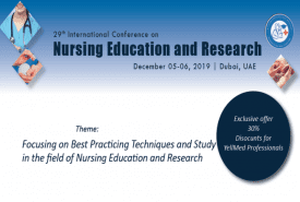 29th International Conference on Nursing Education and Research