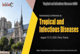 International conference on Tropical and infectious Diseases