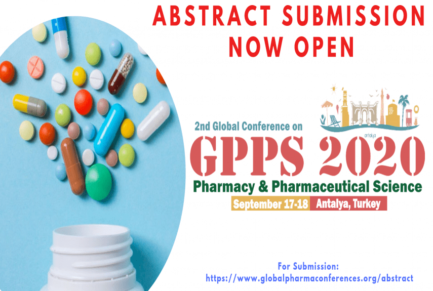 2nd Global Conference on Pharmacy and Pharmaceutical Science