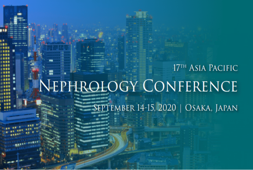 17th Asia Pacific Nephrology Conference