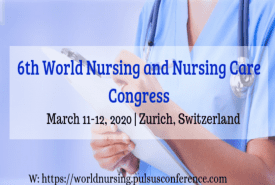 7th World Nursing and Nursing Care Congress