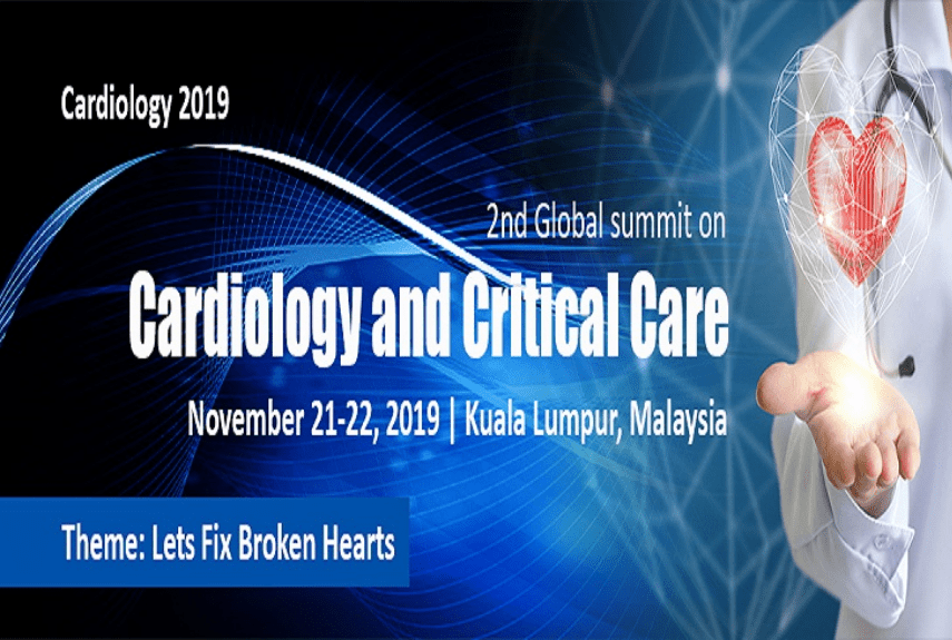 2nd Global summit on Cardiology and Critical Care