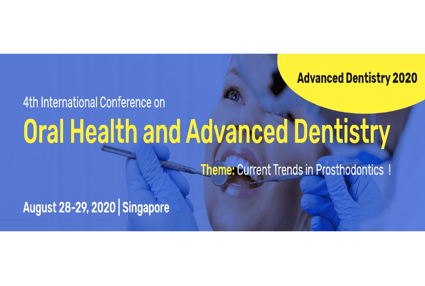 4th International Conference on Oral Health and Advanced Dentistry 2020