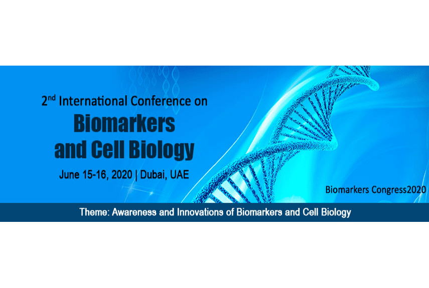 2nd International Conference on Biomarkers and Cell Biology
