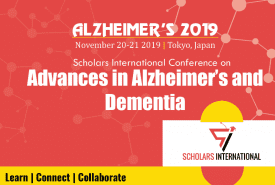 Scholars International Conference on Advances in Alzheimer's and Dementia
