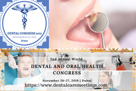 2nd Annual World Dental and Oral Health Congress