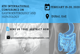 4th International Conference on Gastroenterology & Hepatology