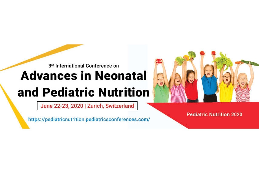3rd International Conference on Advances in Neonatal and Pediatric Nutrition