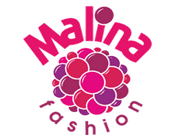Логотип  «Малина-фэшн | Malina-fashion»