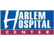 Логотип  «Harlem Hospital Center»
