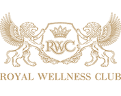 Логотип  «Роял Велнесс Клаб | Royal Wellness Club»